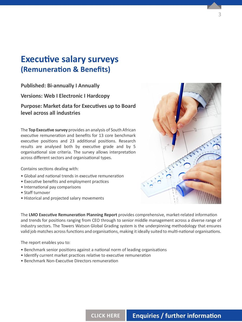 How Does Your Organisation Measure Up? Salary Survey - PDF
