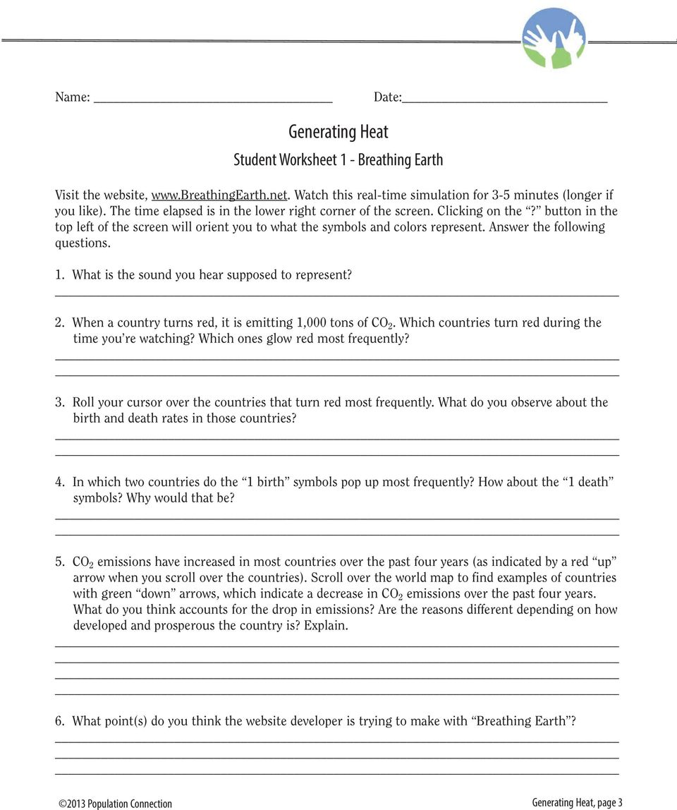 Workbooks symbolism worksheets : Generating Heat. Part 1: Breathing Earth. Part 2: The Growth of ...