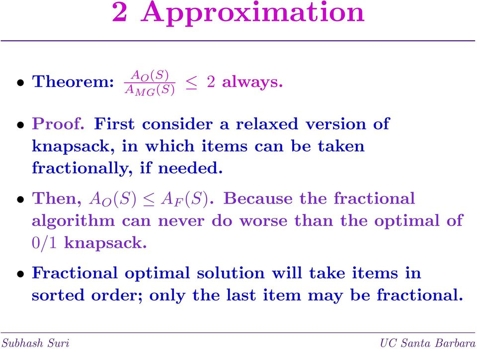 Near Optimal Solutions - PDF