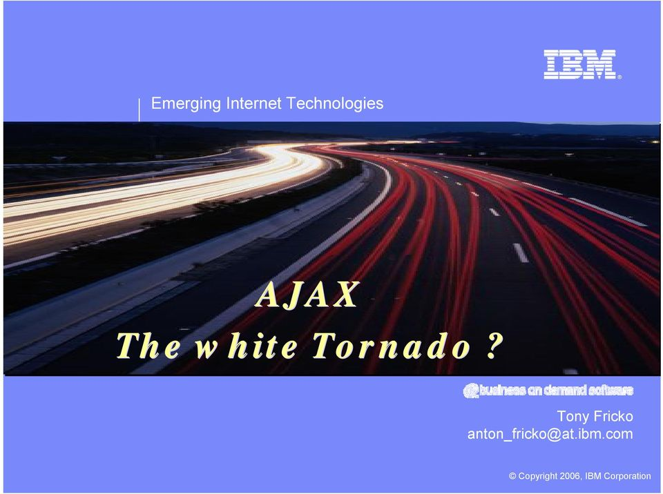 AJAX The white Tornado? - PDF