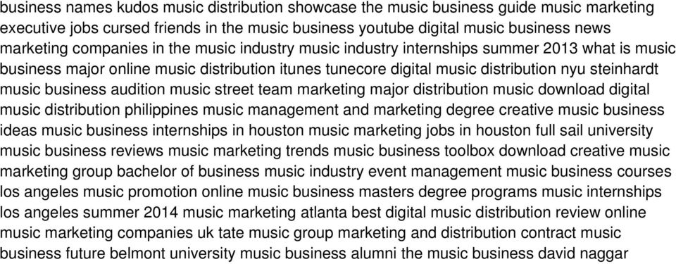 music street team marketing major distribution music download digital music distribution philippines music management and marketing degree creative music business ideas music business internships in