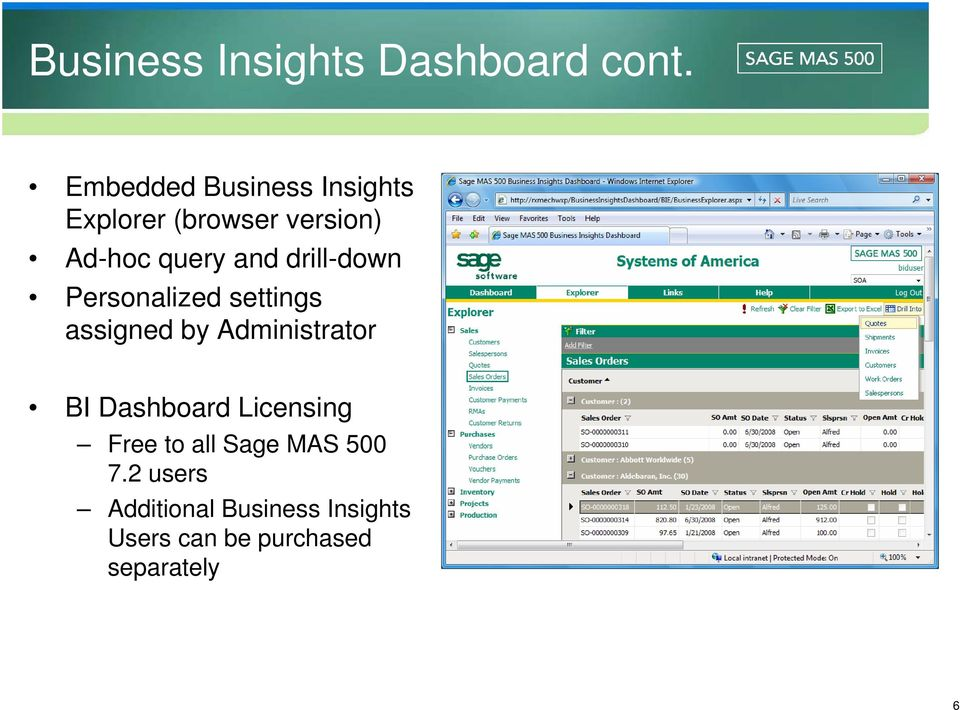 What s New in Sage MAS 500 Version 7 2  May PDF