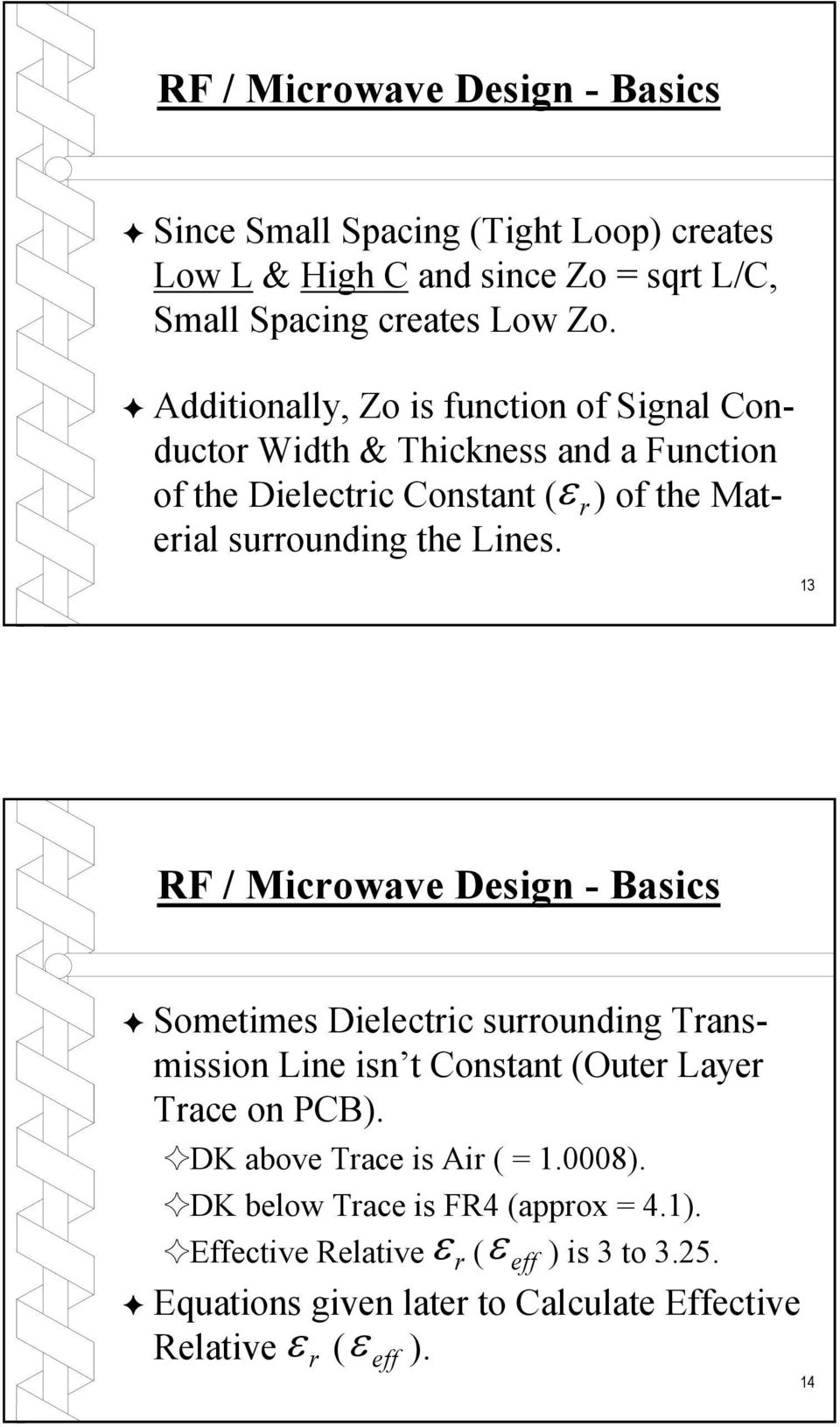 RF / Microwave PC Board Design and Layout - PDF