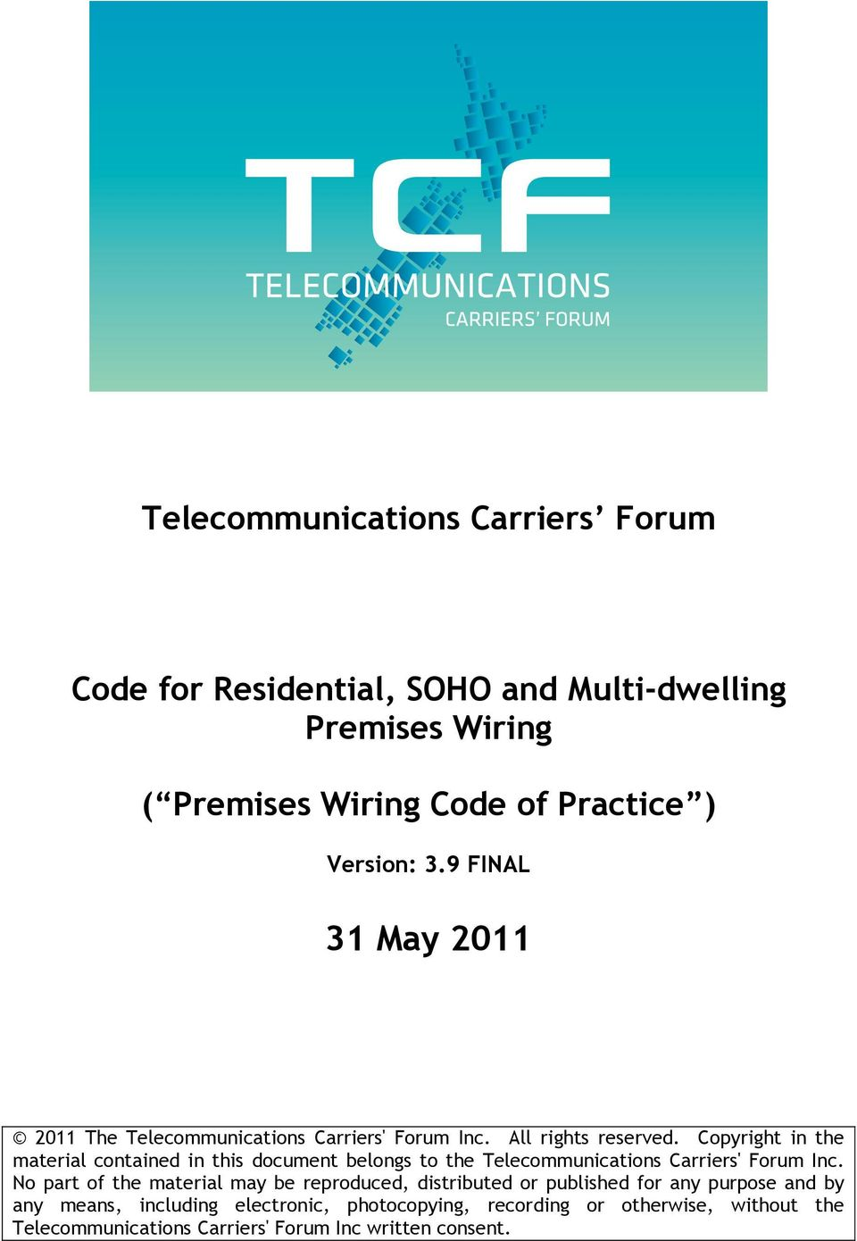 telecommunications carriers forum code for residential soho and rh docplayer net