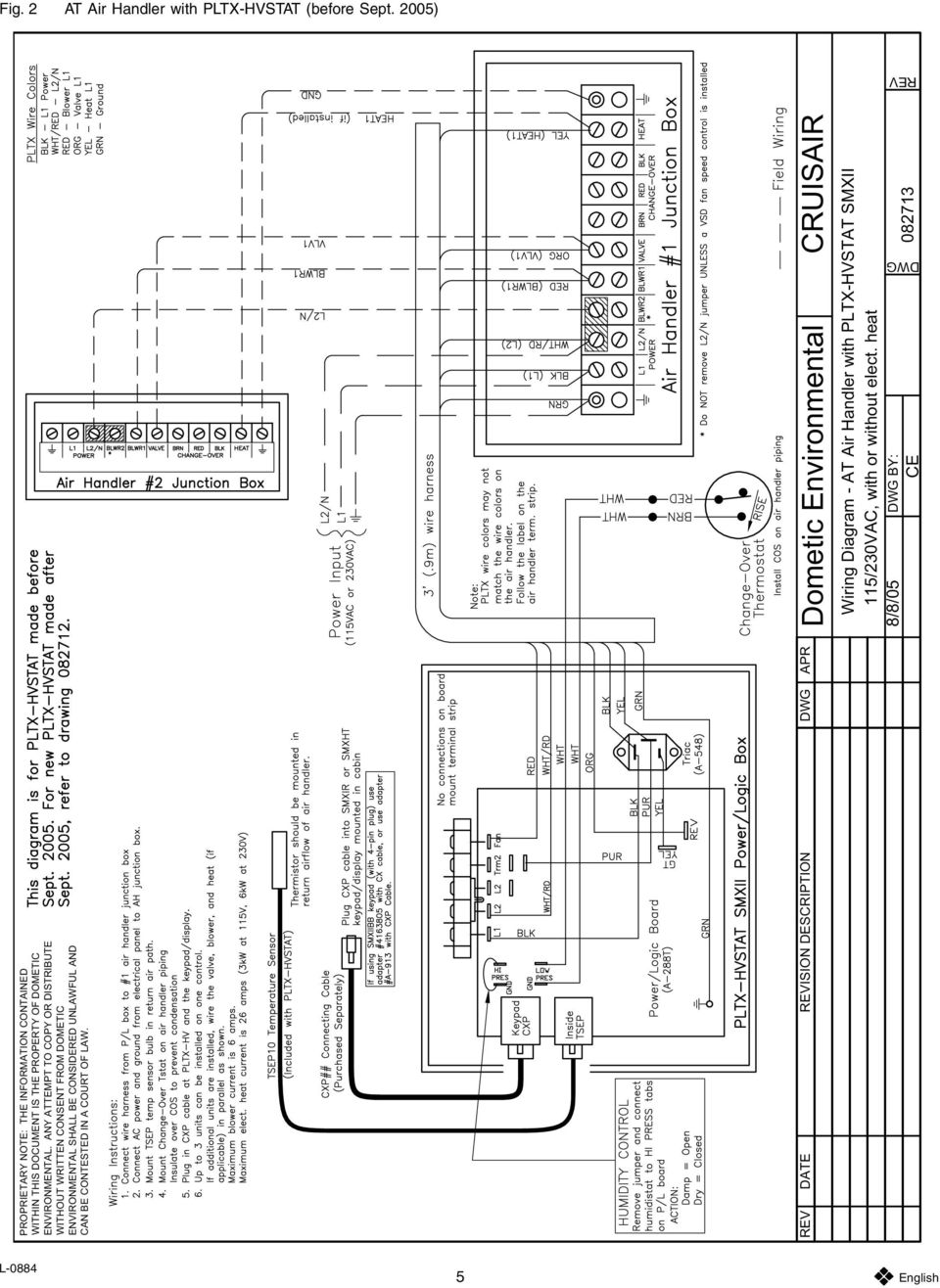 35 Dometic Thermostat Wiring Diagram