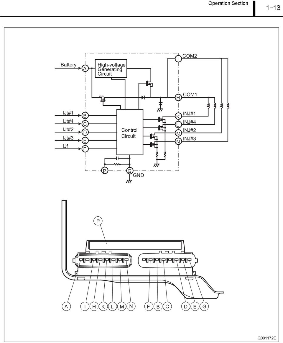Diesel Injection Pump SERVICE MANUAL  Common Rail System for TOYOTA