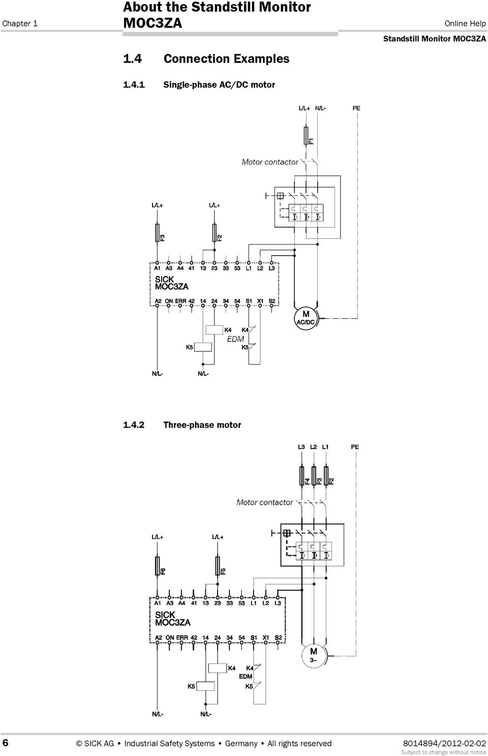 Relays Electronic Monitoring On Pilz Safety Relay Wiring Diagram