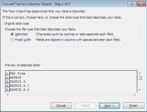 THE PRIMAVERA P6 USER S GUIDE TO EXCEL  How to use these two