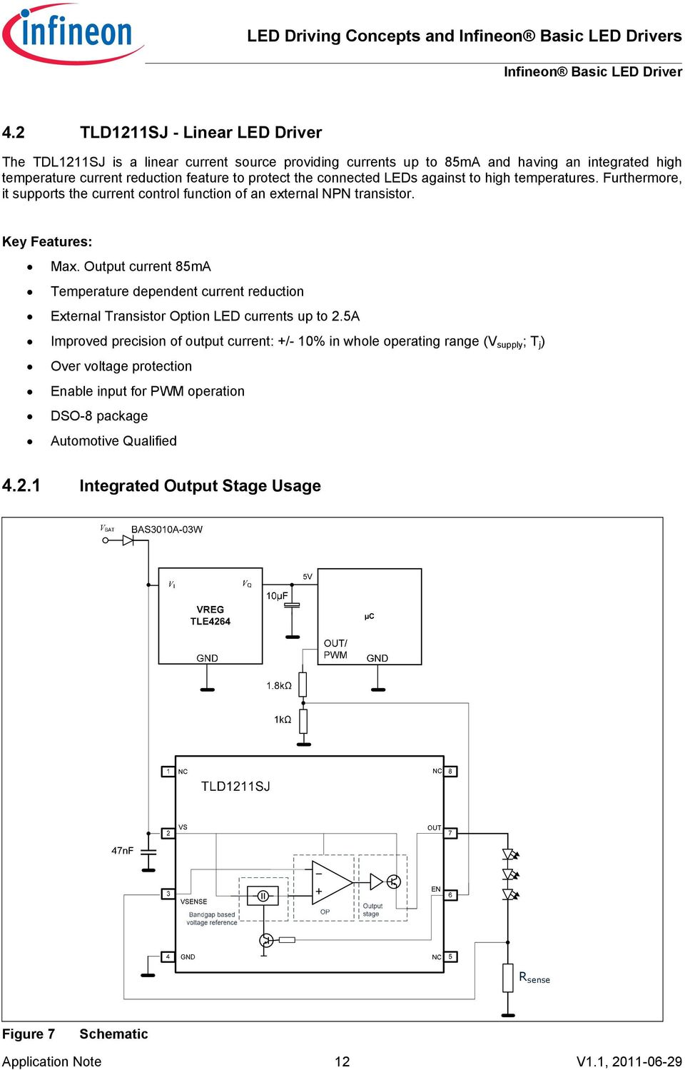 Body Power H Hopfgartner Pdf Figure 2 A Simple Transistor Circuit To Drive Led Connected Leds Against High Temperatures Furthermore It Supports The Current Control Function Of