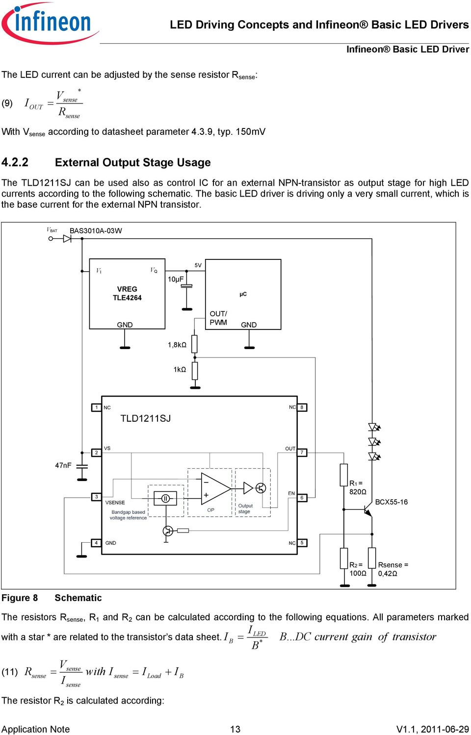 Body Power H Hopfgartner Pdf White Led Driver Circuit Diagram Hi Watt The Basic Is Driving Only A Very Small Current Which Base