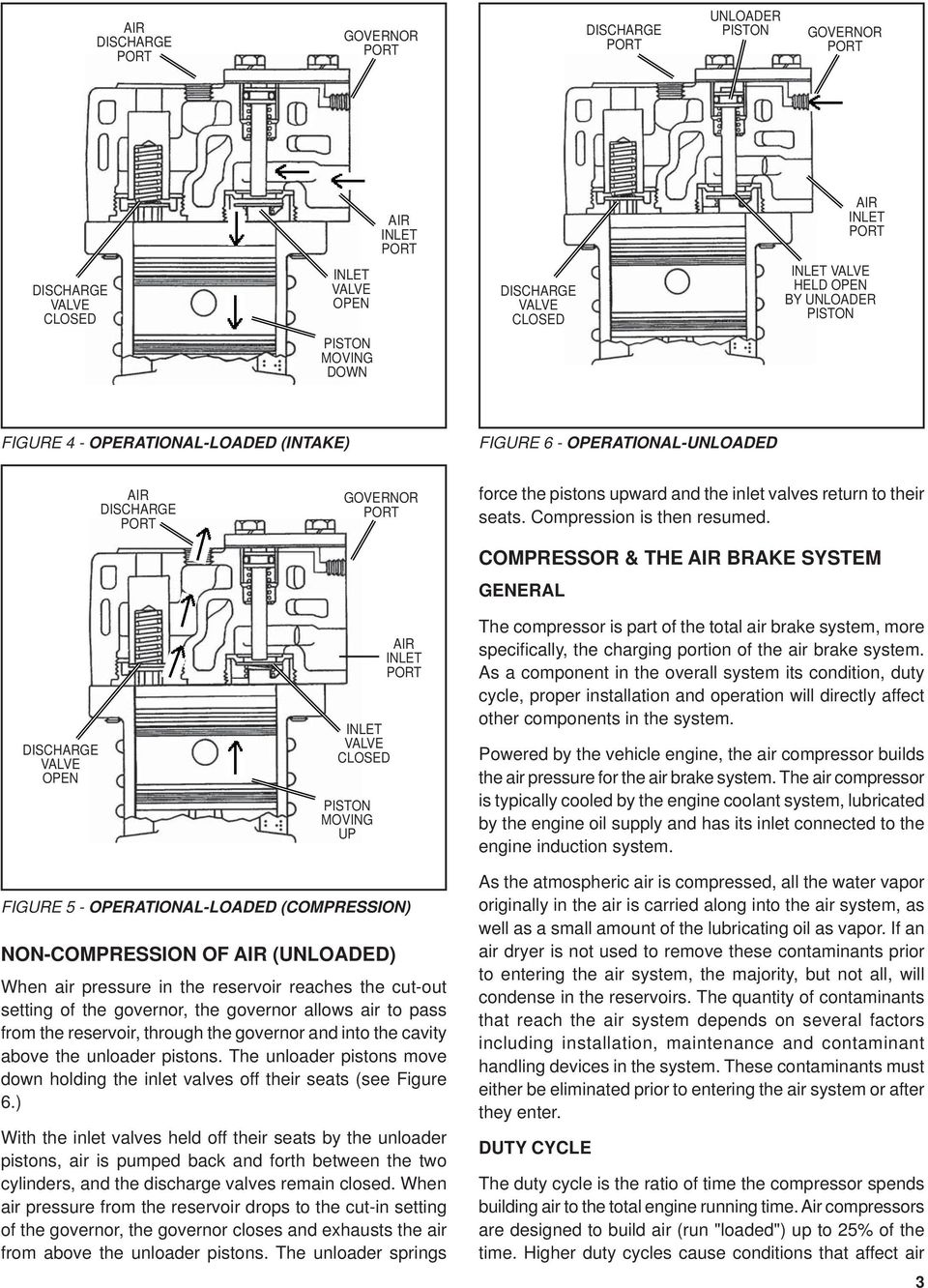 Sd Bendix Tu Flo 550 Air Compressor Description Pdf Figure 17 Wiring Diagram The Brake System General Is Part Of Total