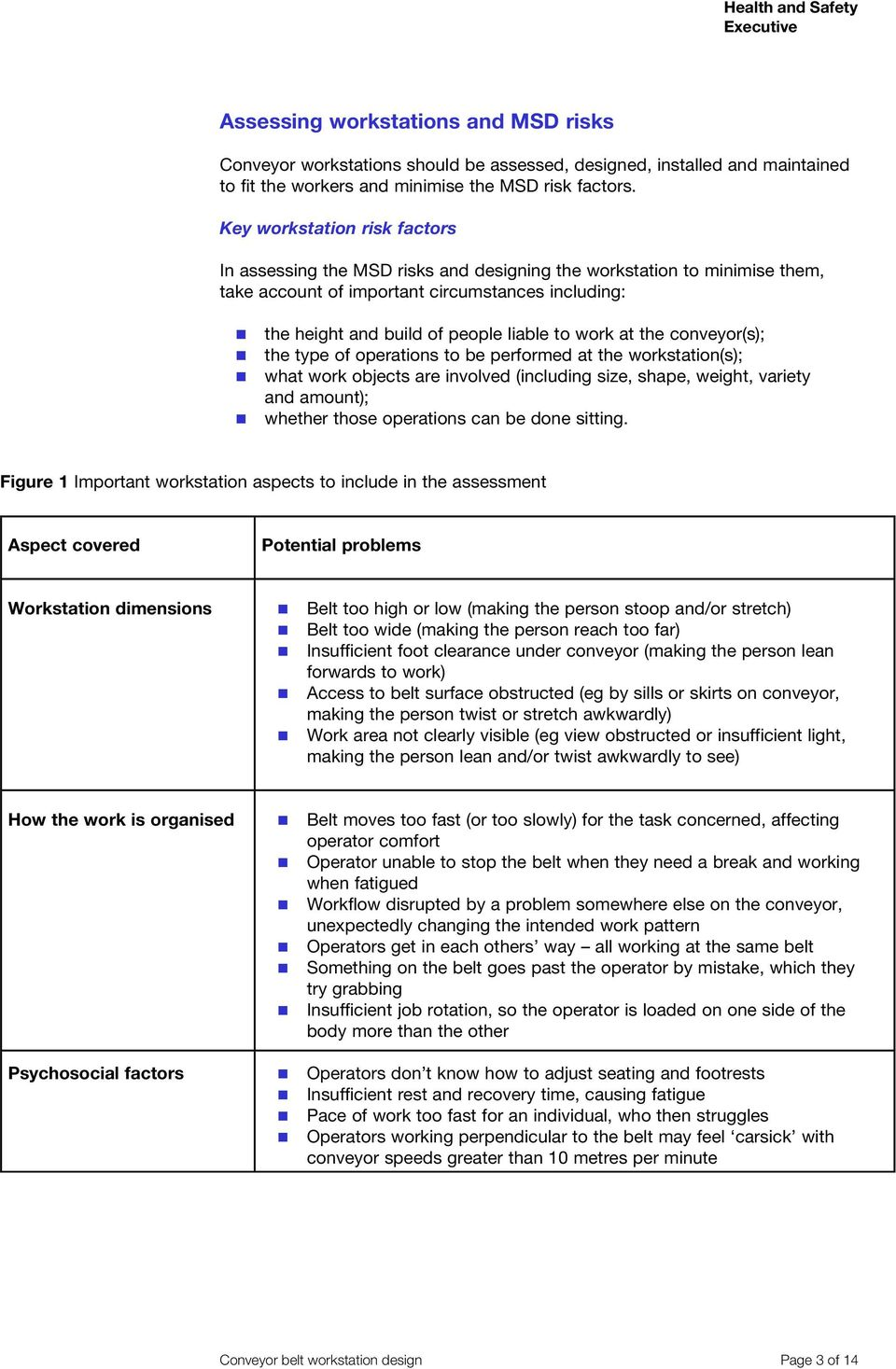 Attractive workstation assessment template ensign for Workstation assessment template