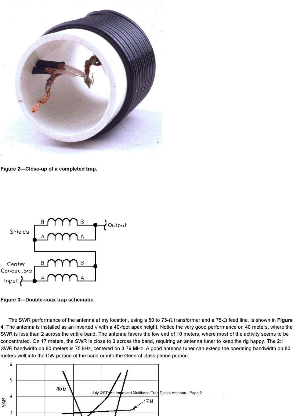 An Improved Multiband Trap Dipole Antenna - PDF