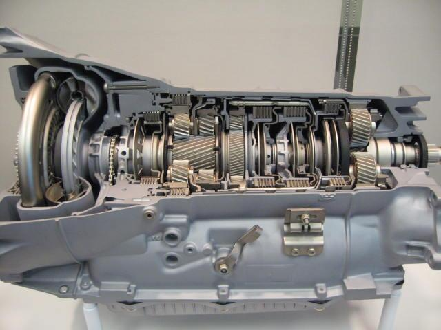 ZF 8 Speed Automatic Transmission Equipment And Tool