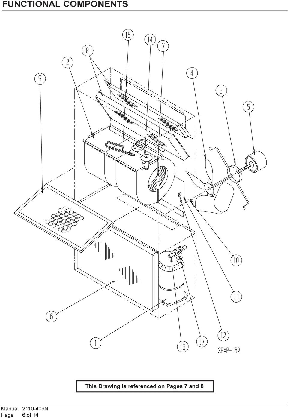 wall mounted package air conditioner replacement parts manual models Toyota Air Conditioner Diagram Rav 4 2010 referenced on pages 7