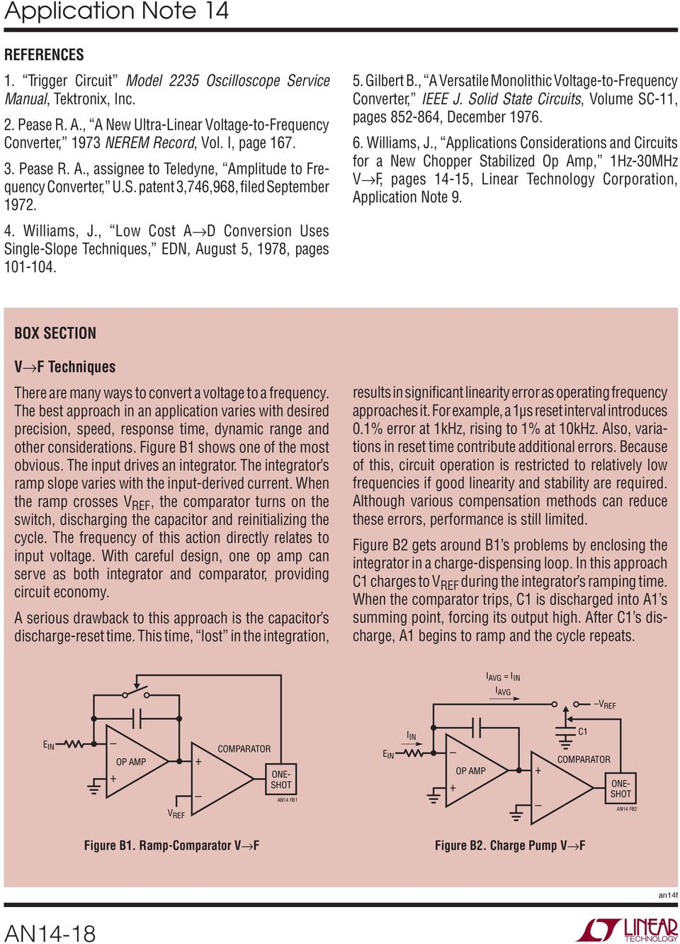Designs For High Performance Voltage To Frequency Converters Pdf Triangle Sine Wave Converter Circuit Basiccircuit A Versatile Monolithic Ieee J Solid State