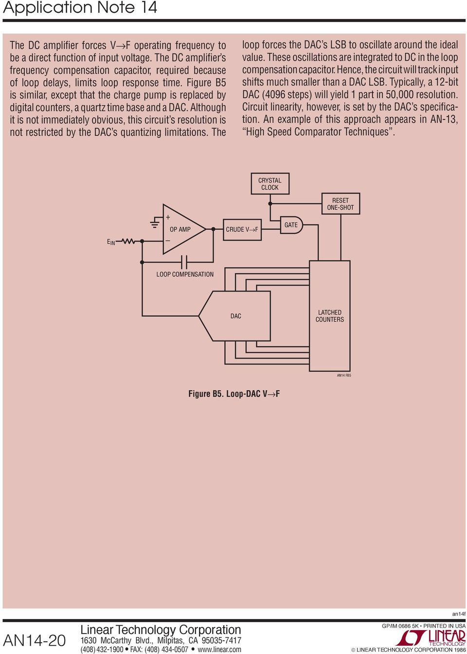 Designs For High Performance Voltage To Frequency Converters Pdf National Lm555 Datasheet Replacement Se555 Ne555 Series And The Connection Diagram Figure B5 Is Similar Except That Charge Pump Replaced By Digital Counters