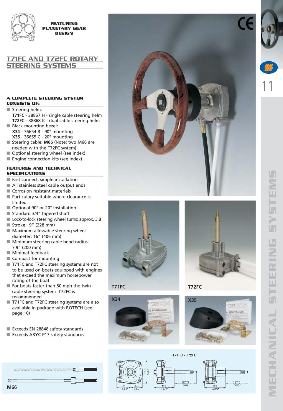 MECHANICAL STEERING SYSTEMS - PDF