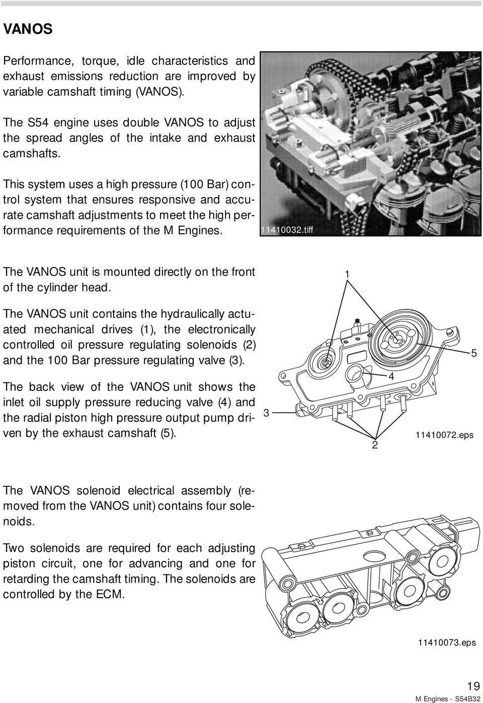 M Engines - S54B Objectives of The Module   2  Purpose of