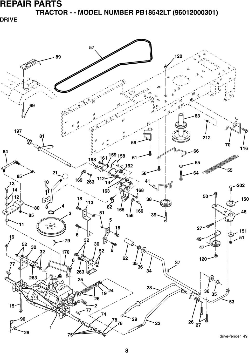 Illustrated Parts List Mfg Id Customer Catalog Number Pb18542lt Pdf Two Wire Hyster Alternator Wiring Diagram 3 4 34 37 7 47