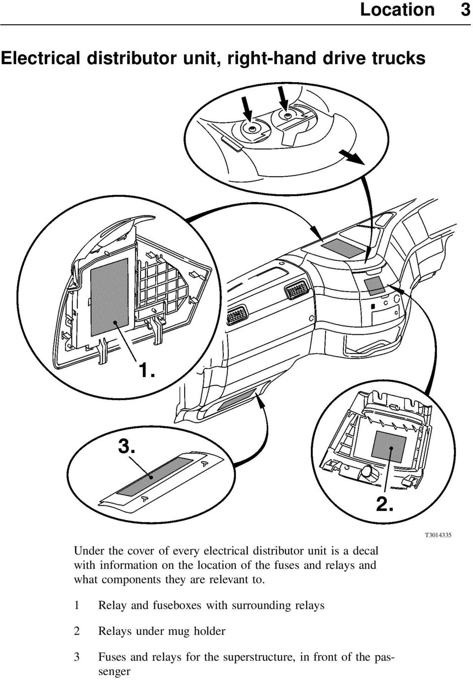 Operating Instructions Fuses and relays T - PDF