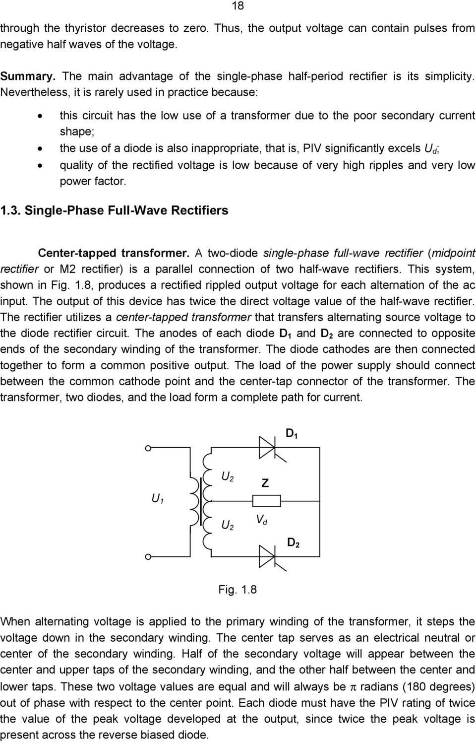 Valery Vodovozov Raik Jansikene Power Electronic Converters Pdf Mos Controlled Thyristor Mct Circuits And Diagram Nevertheless It Is Rarely Used In Practice Because This Circuit Has The Low Use