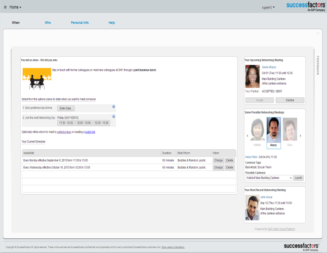 Extending your SuccessFactors Employee Central Solution with SAP