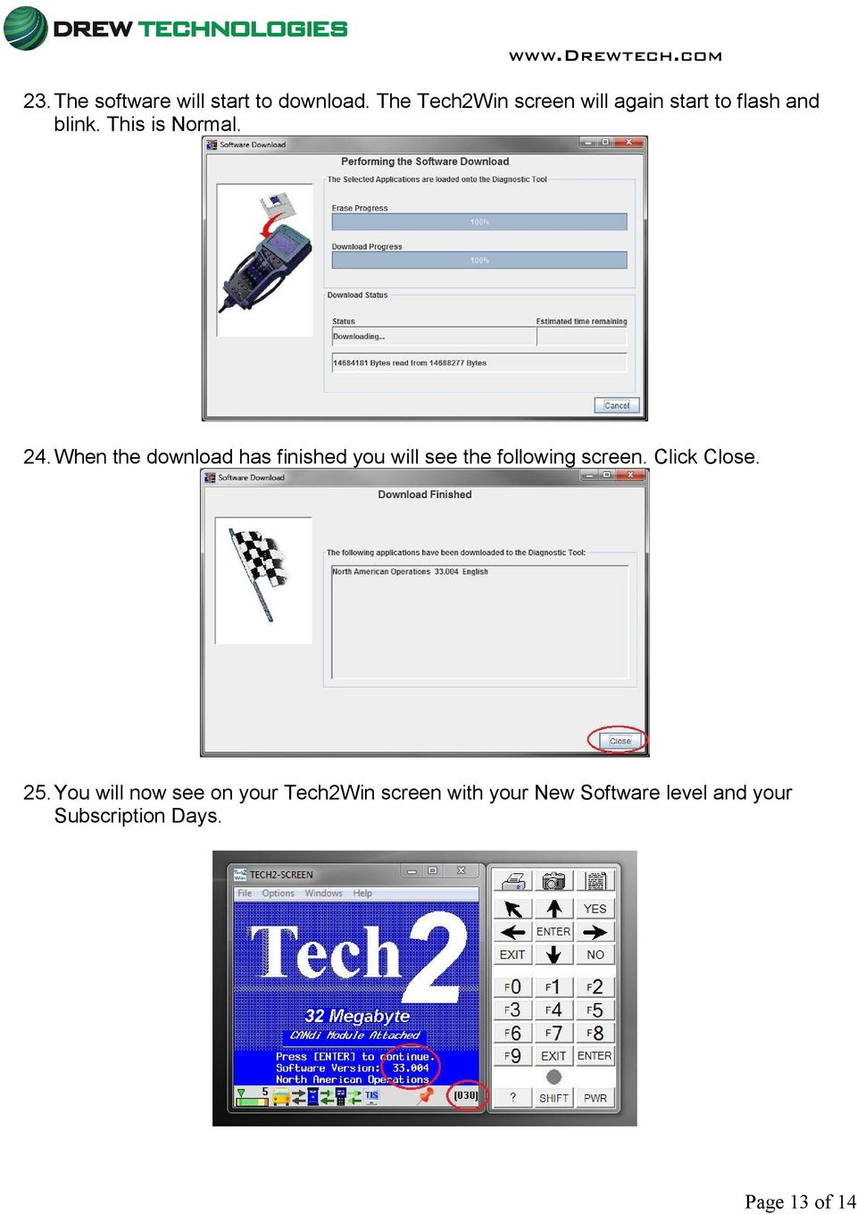 Tech2Win Installation and Updater Guide June, PDF