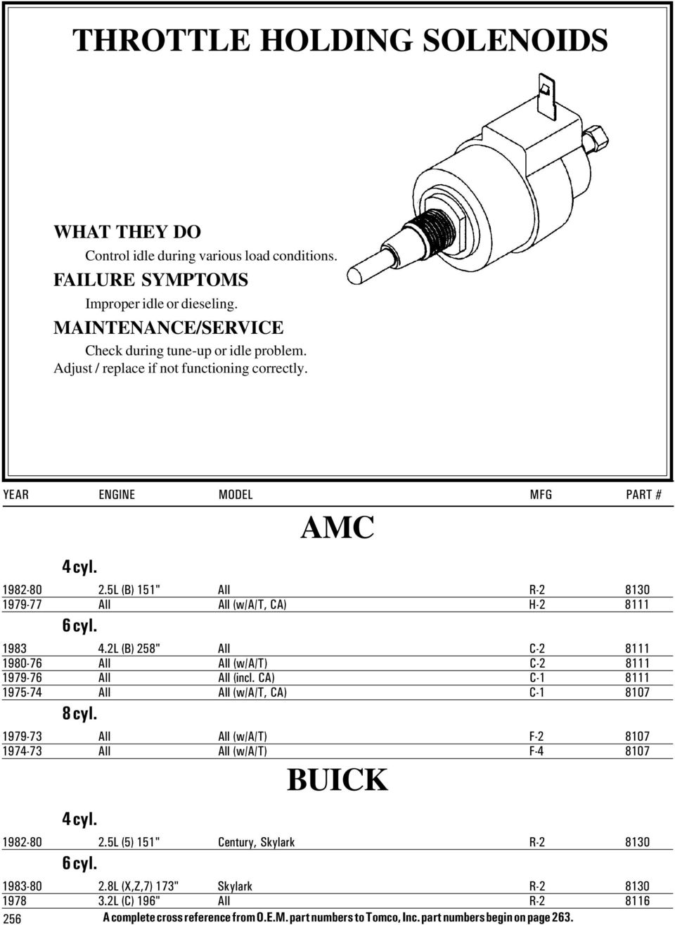 Throttle Holding Solenoids Pdf 79 F150 Turn Signals Or Backflasherneutral Safety Switchcolum 5l B 151 All R 2 8130 1979 77