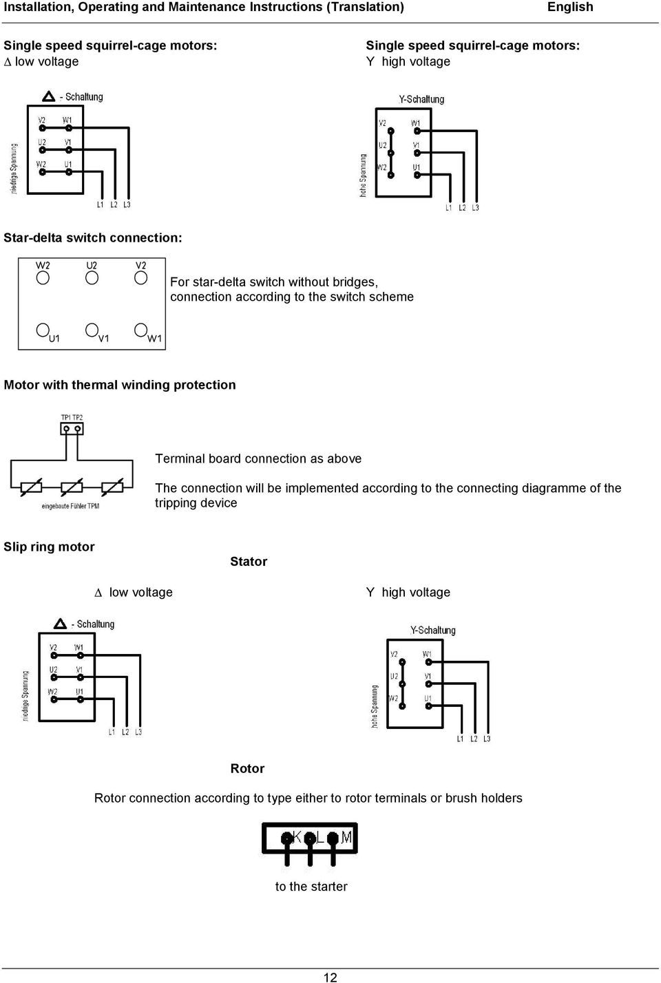 Installation, operating and maintenance instructions. Three ... on electric motor wiring connections, ac motor diagram, electric motor winding diagram, electric motoes, electric motor wire colors, electric motor armature, electric motor science project, electric motor plug, electric motor 1 hp pump, electric motor schematic, electric motor brushes, simple electric motor diagram, electric motor parts, electric motor control diagram, circuit diagram, electric fan motors, electric motor batteries, dc motor diagram, electric simple dc motor, electric motor wiring color code,