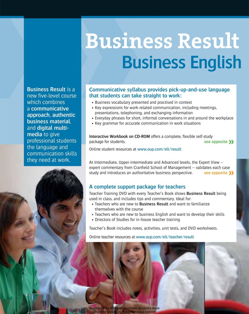 Business Result Book
