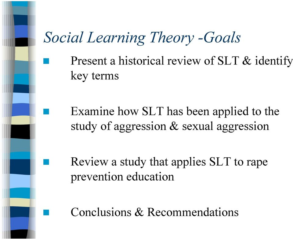 social learning theory criminology