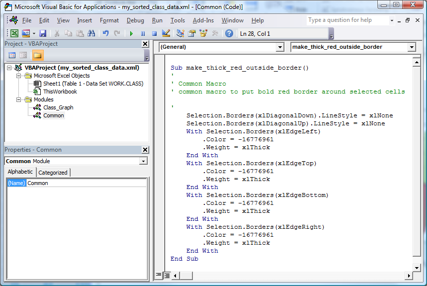 Extend the Power of SAS to Use Callable VBS and VBA Code Files