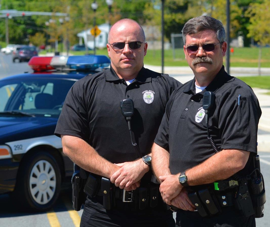City of Dover Police Department Annual Report Table of Contents - PDF