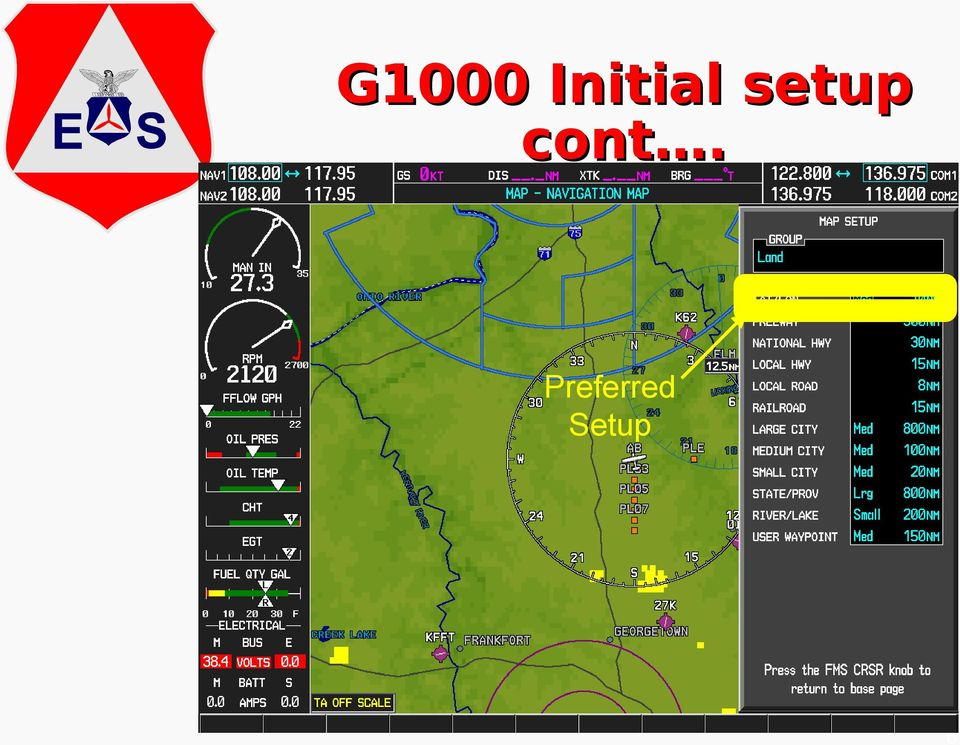 G1000 Search Patterns  National Emergency Services Academy