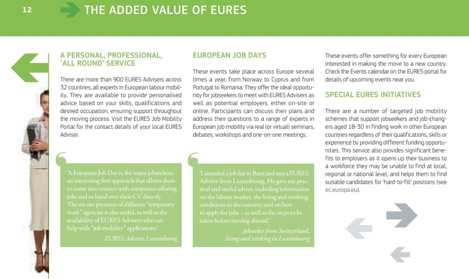 FINDING A JOB IN EUROPE - PDF