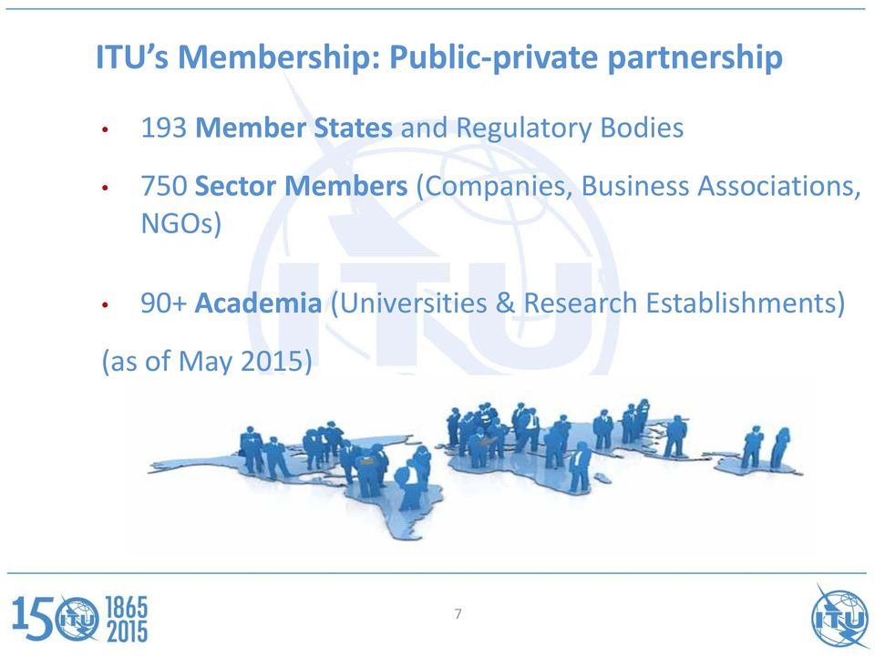 (Companies, Business Associations, NGOs) 90+ Academia