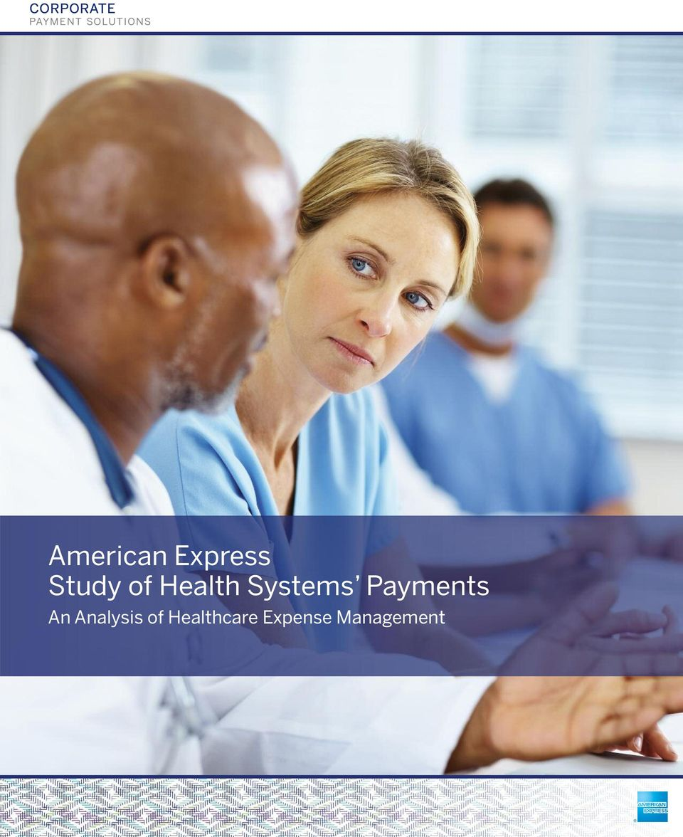 Payments An Analysis of