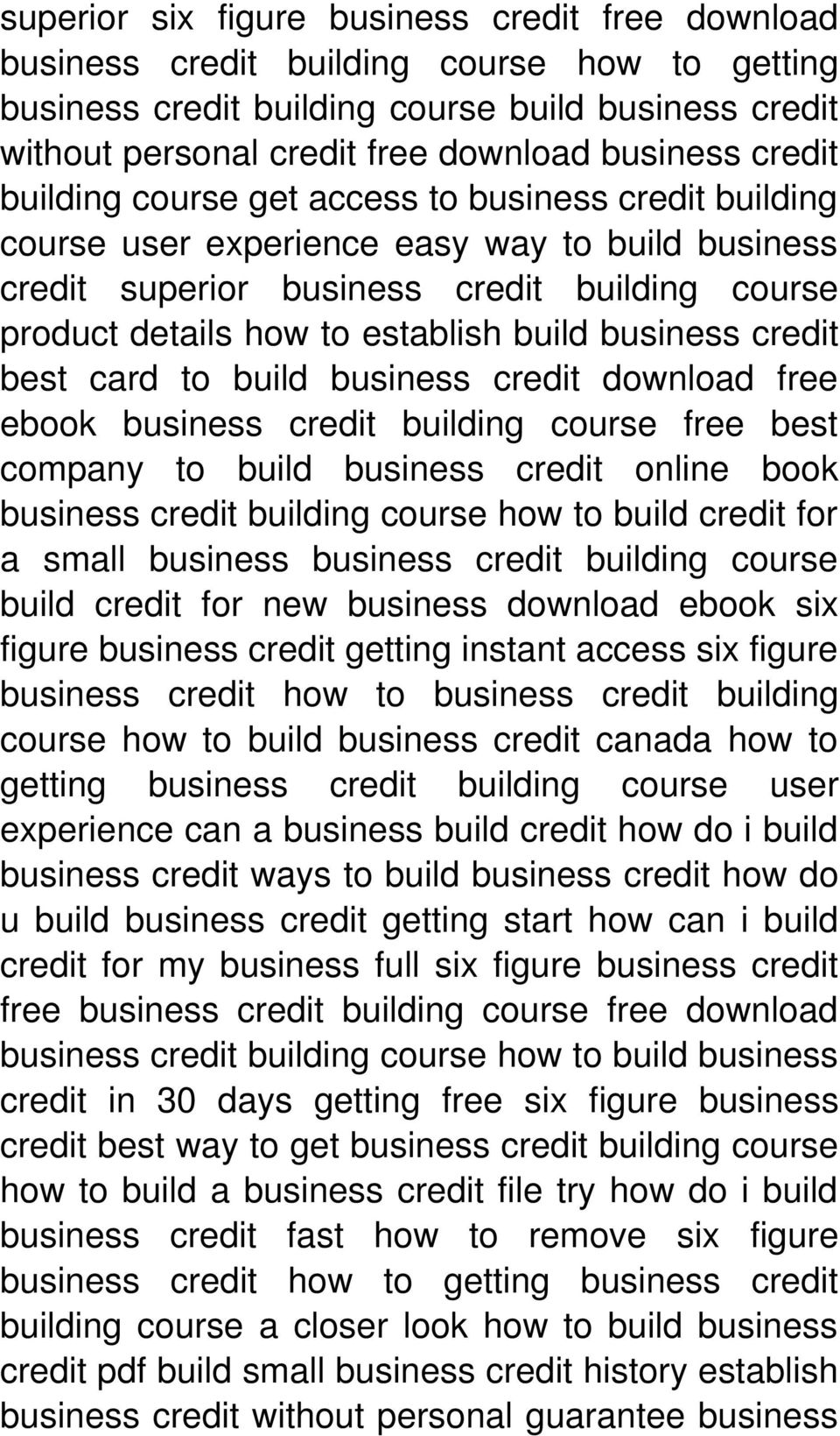 business credit best card to build business credit download free ebook business credit building course free best company to build business credit online book business credit building course how to