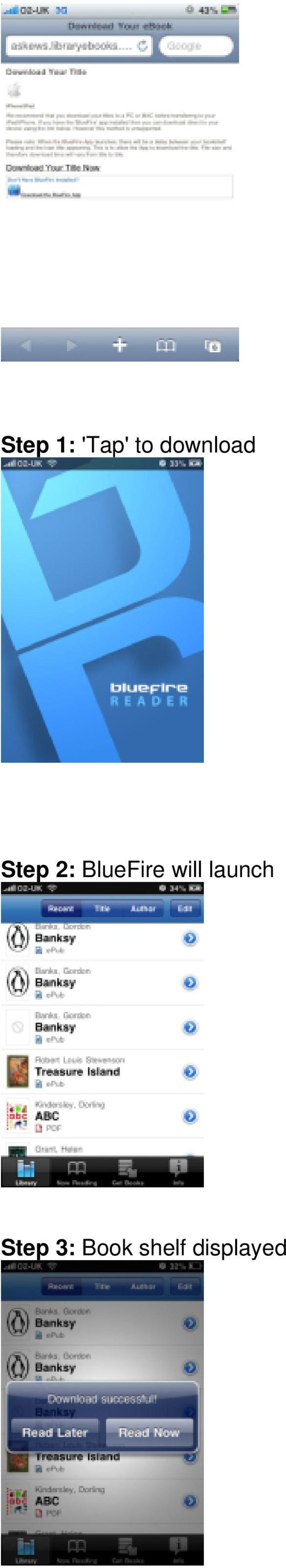 BlueFire will launch