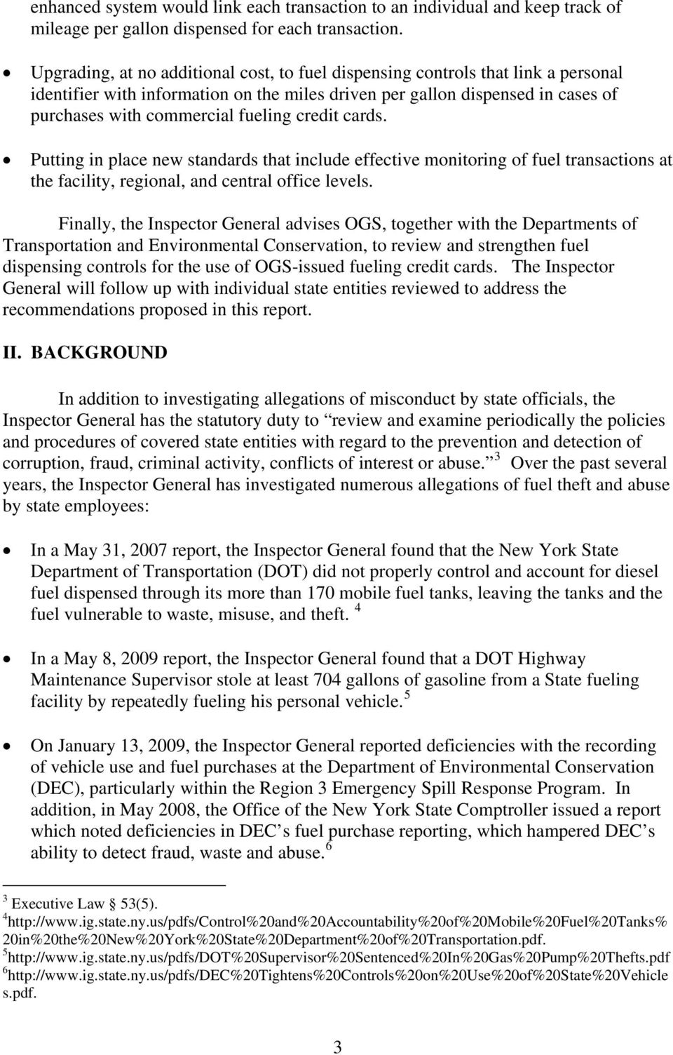 State of New York Office of the Inspector General - PDF