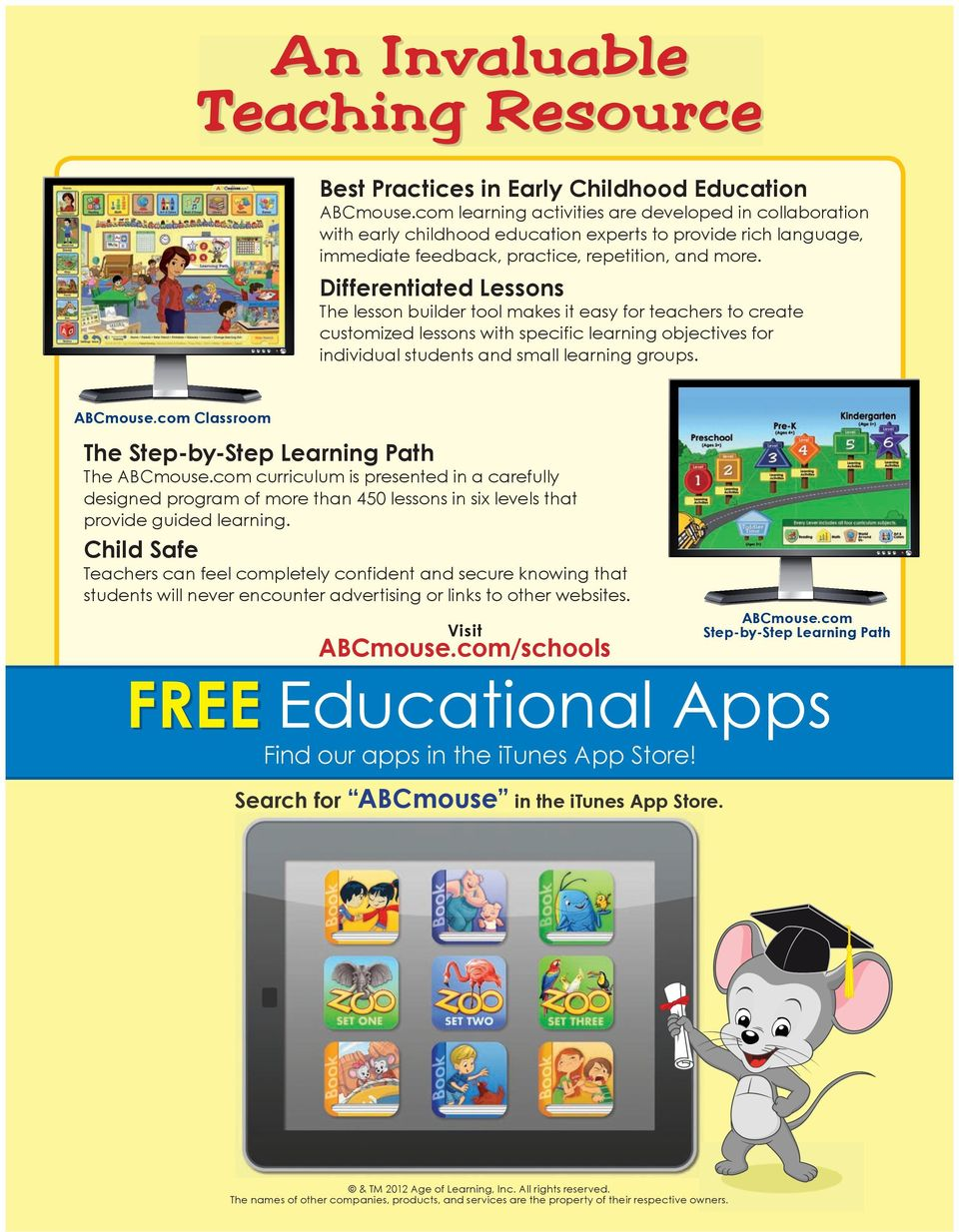 FREE Educational Apps - PDF