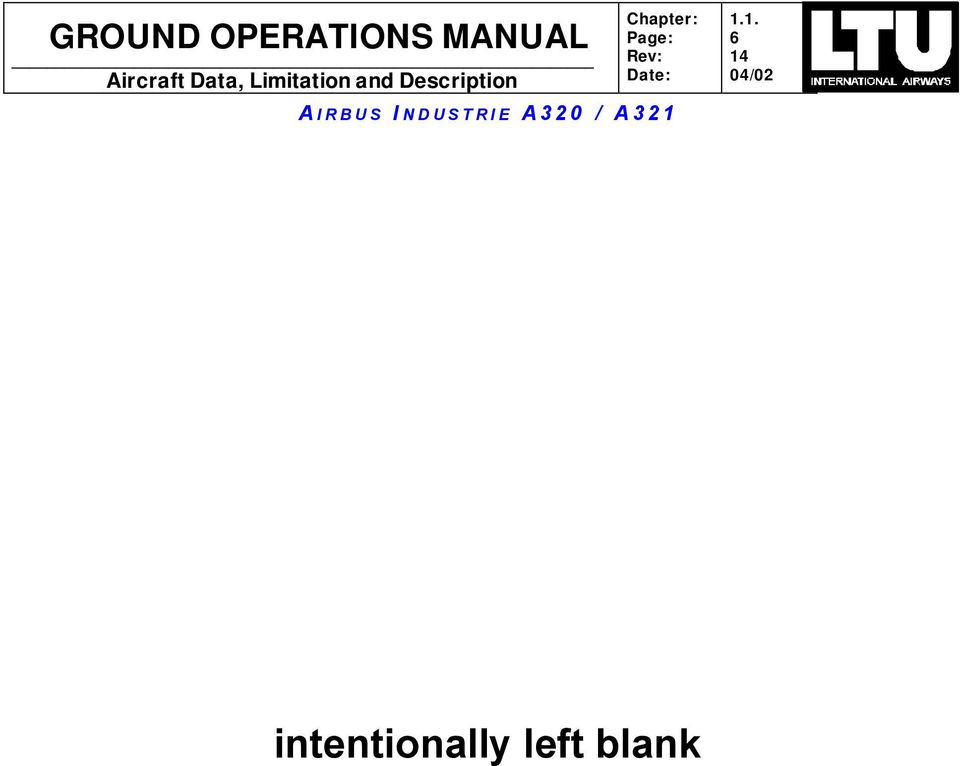 GROUND OPERATIONS MANUAL - PDF