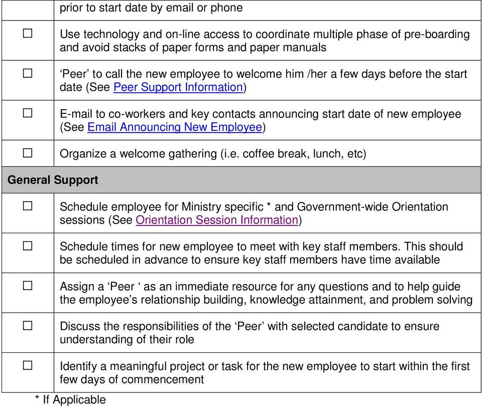 Employee Onboarding  A Manager s Guide to Orientation for New