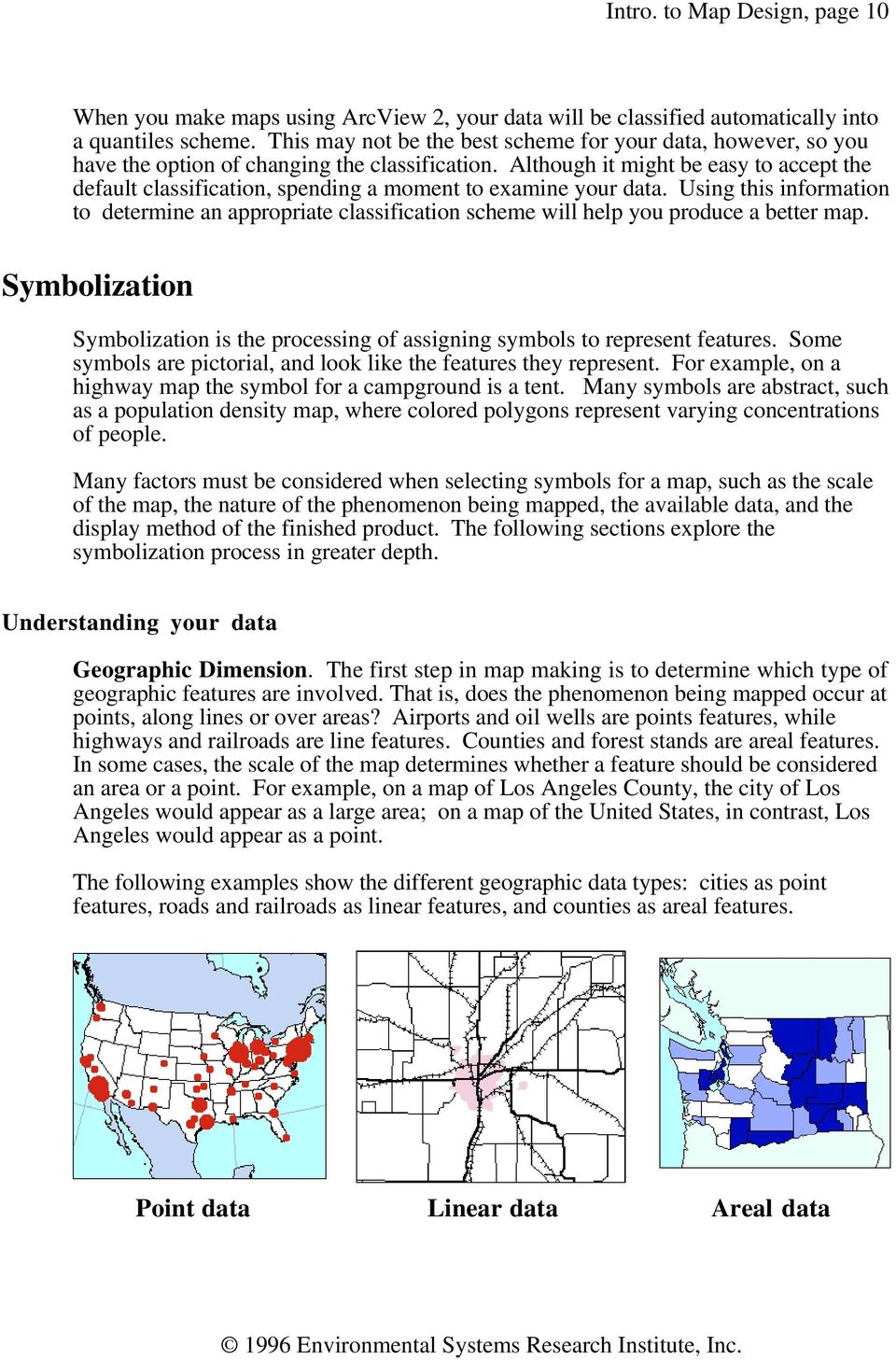 Introduction to Map Design - PDF