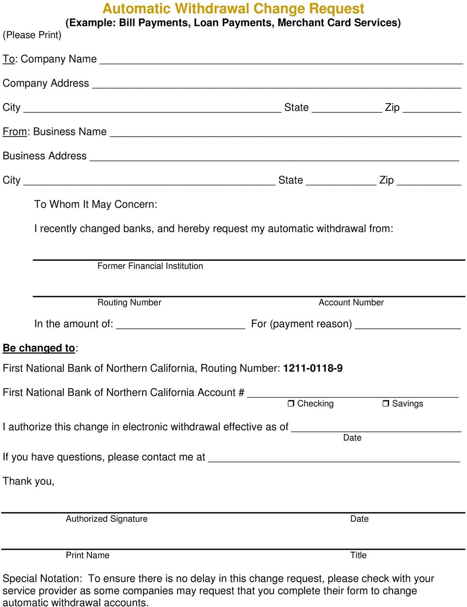 change your payroll complete the attached payroll process change