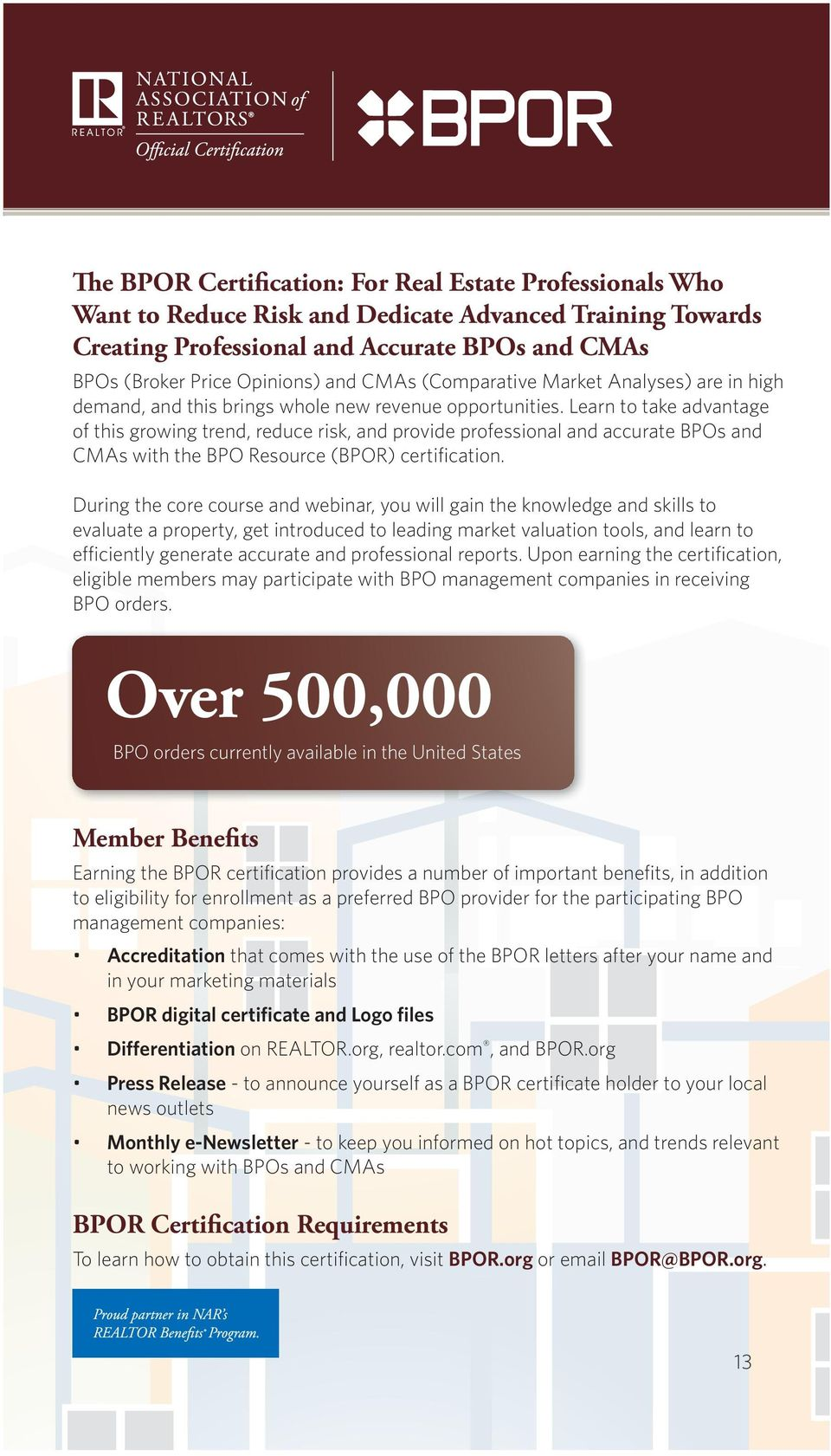 Grow Your Business With Nar Designations And Certifications Pdf