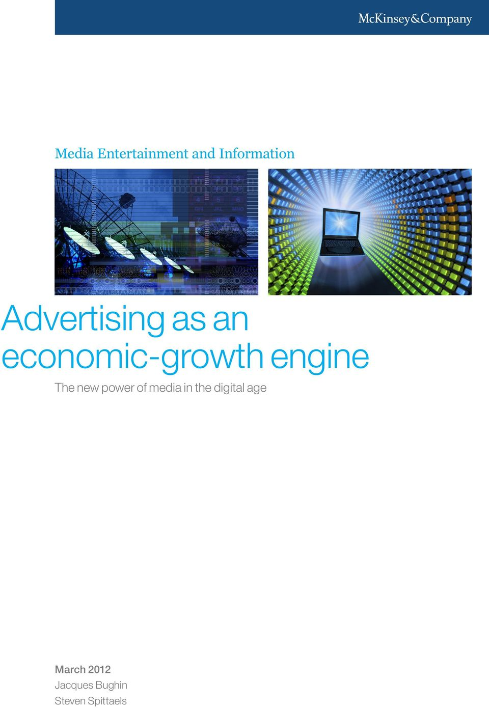 Advertising as an economic-growth engine - PDF