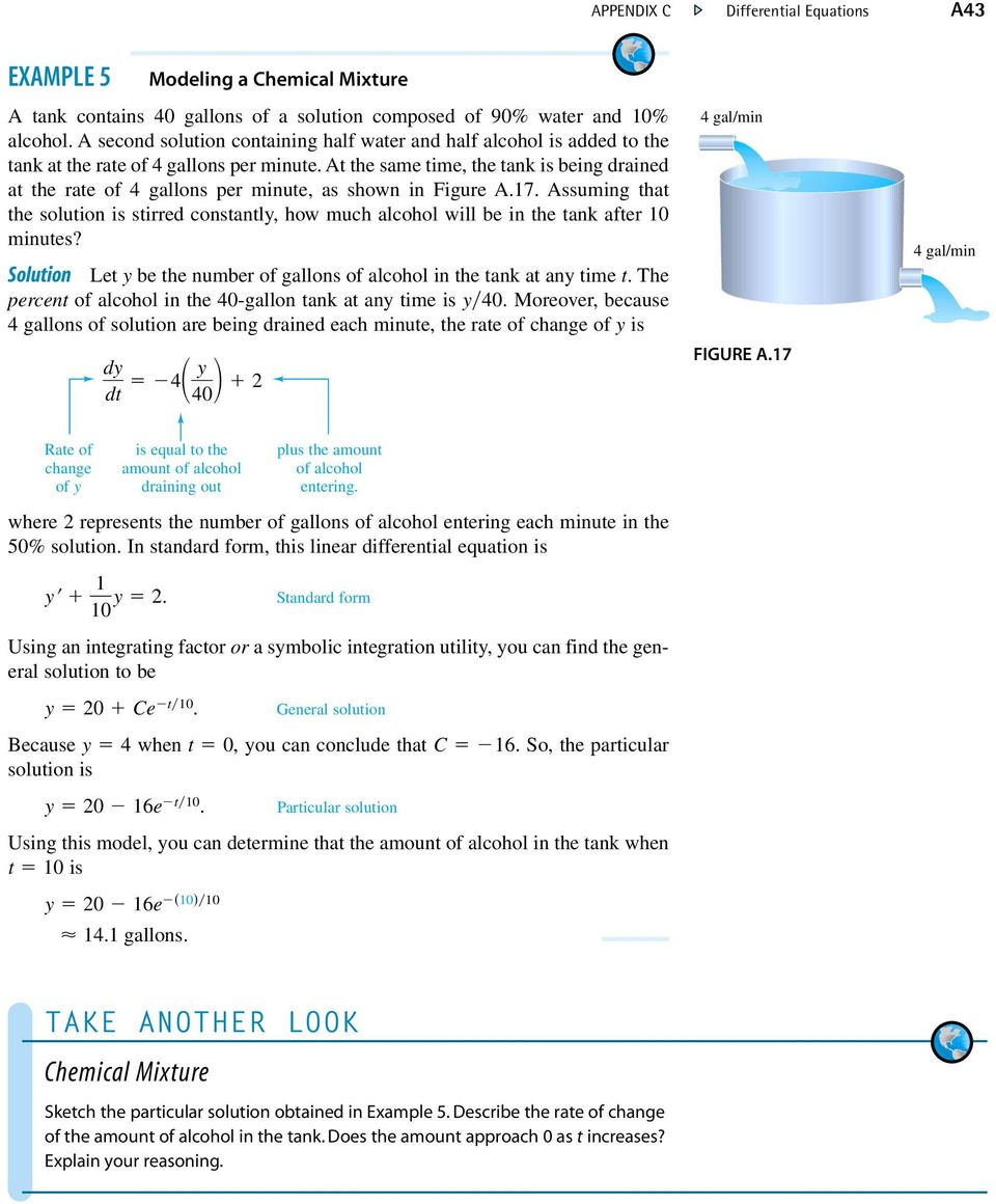 C 4 Applications of Differential Equations - PDF