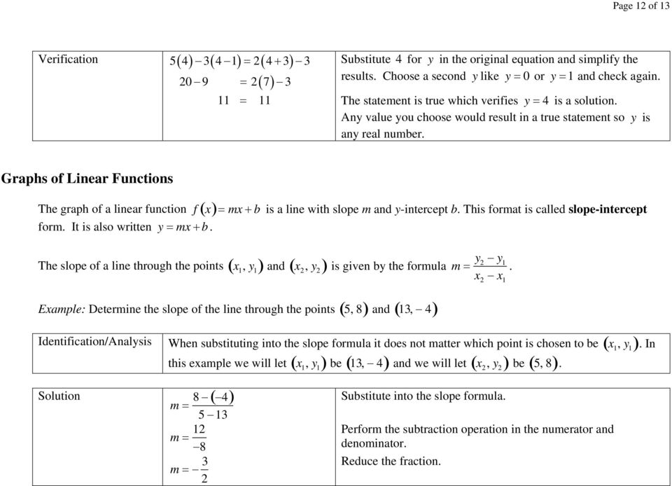 Algebraic Expressions Are A Combination Of Numbers And Variables